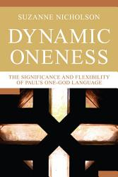 Dynamic Oneness Book PDF
