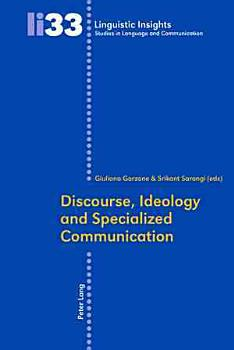 Discourse  Ideology and Specialized Communication PDF