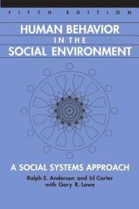 Human Behavior Social Environment Book