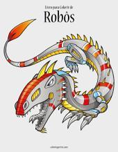 Livro para Colorir de Robôs 1