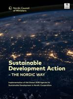 Sustainable Development Action     the Nordic Way PDF