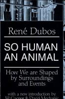 So Human an Animal PDF