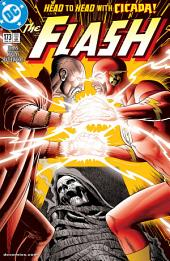 The Flash (1994-2009) #173