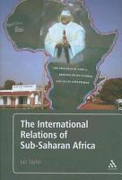 The International Relations of Sub Saharan Africa PDF