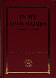 In My Own Words