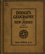 The Geography of New Jersey