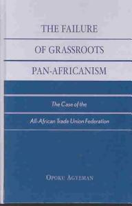 The Failure of Grassroots Pan Africanism PDF