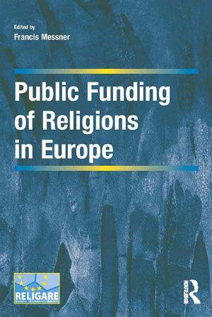Public Funding of Religions in Europe