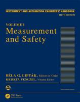 Measurement and Safety PDF
