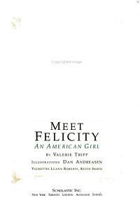 Meet Felicity PDF