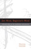 Zen Mind  Beginner s Mind PDF