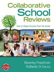 Collaborative School Reviews PDF