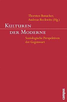 Kulturen der Moderne PDF