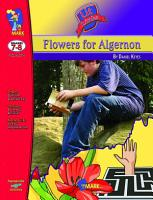 Flowers for Algernon Lit Link Gr  7 8 PDF