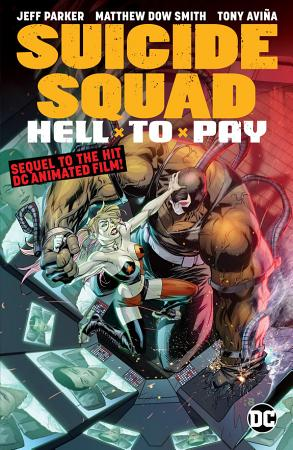 Suicide Squad  Hell to Pay PDF