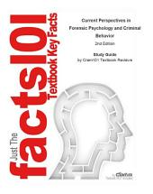 Current Perspectives in Forensic Psychology and Criminal Behavior: Edition 2