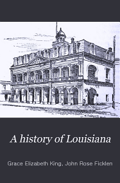 A History of Louisiana