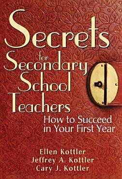 Secrets for Secondary School Teachers PDF