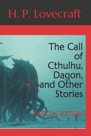 The Call of Cthulhu  Dagon  and Other Stories PDF