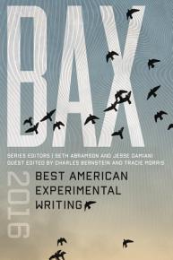 BAX 2016 PDF
