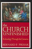 The Church Unfinished PDF
