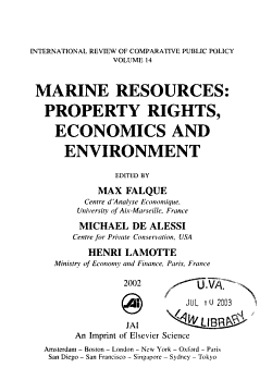 Marine Resources PDF