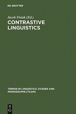 Contrastive Linguistics PDF