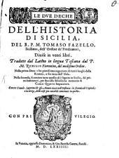 Historia di Sicilia