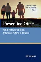 Preventing Crime PDF