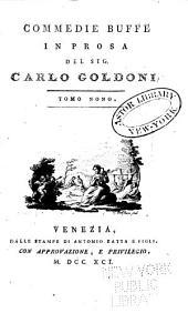 Opere teatrali del Sig. avvocato Carlo Goldoni, Veneziano: con rami allusivi, Volume 19