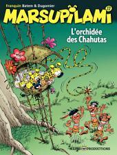 Marsupilami – tome 17 - L'orchidée des Chahutas