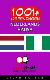 1001+ Oefeningen Nederlands - Hausa