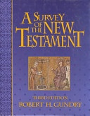 A Survey Of The New Testament Book PDF