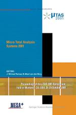 Micro Total Analysis Systems 2001