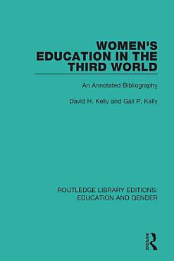 Women s Education in the Third World PDF