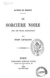La sorcière noire Alfred de Bréhat