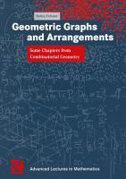 Geometric Graphs and Arrangements PDF