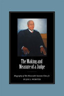 The Making and Measure of a Judge PDF