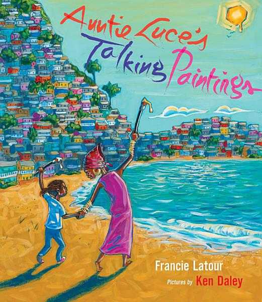 Download Auntie Luce   s Talking Paintings Book
