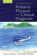 Handbook of Pediatric Physical and Clinical Diagnosis PDF