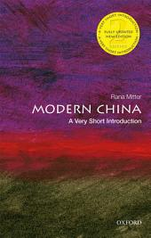 Modern China: A Very Short Introduction: Edition 2