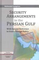 Security Arrangements in the Persian Gulf PDF
