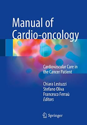 Manual of Cardio-oncology