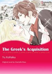 THE GREEK'S ACQUISITION: Harlequin Comics