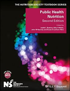 Public Health Nutrition Book