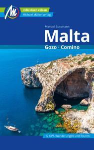 Malta Reisef  hrer Michael M  ller Verlag PDF