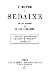 Théâtre de Sedaine: Volume1