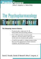 The Psychopharmacology Treatment Planner PDF