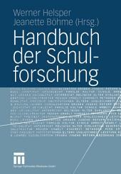 Handbuch der Schulforschung