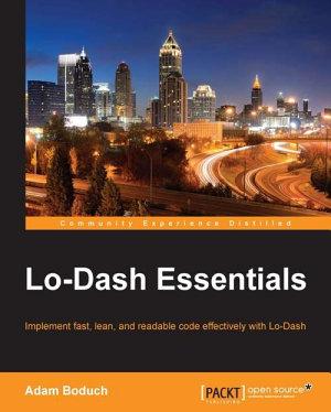 Lo Dash Essentials